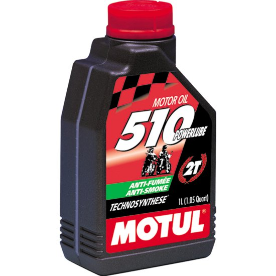 Öl / Spray MOTUL 510 2T 1L