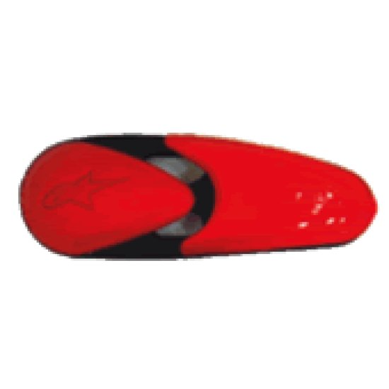Deslizaderas ALPINESTARS Toe Slider Red