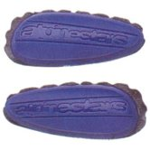 Velcro Toe Slider Blue