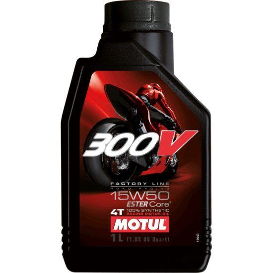 Öl / Spray MOTUL 300V 1L
