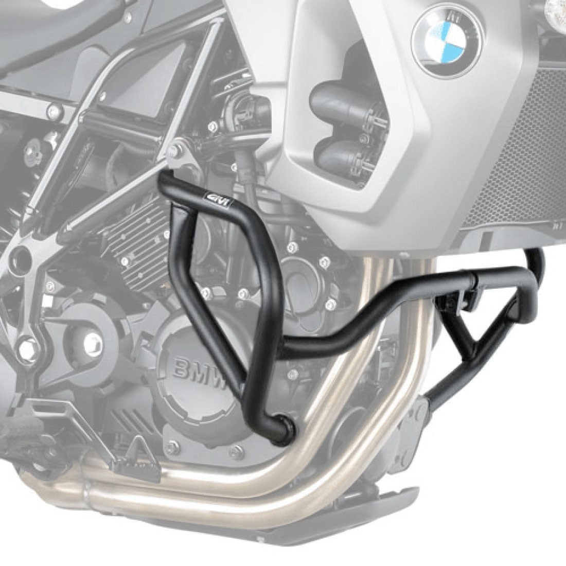 Protège moteur GIVI TN453 UNICA 0YbiAk