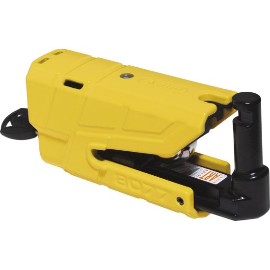 ABUS Granit Detecto X-Plus 8077 Yellow Lock