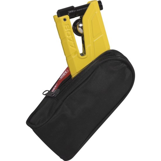 Antifurto ABUS Granit Detecto X-Plus 8077 Yellow