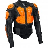 FOX Titan Sport Black / Orange