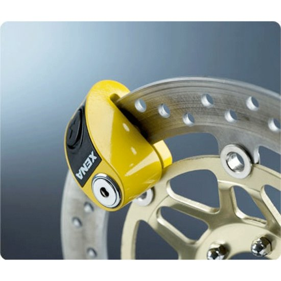 XENA XZZ6L Yellow Lock