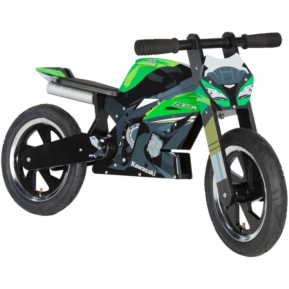 Kiddimoto Kawasaki Zx10r Balance Bike Motocard