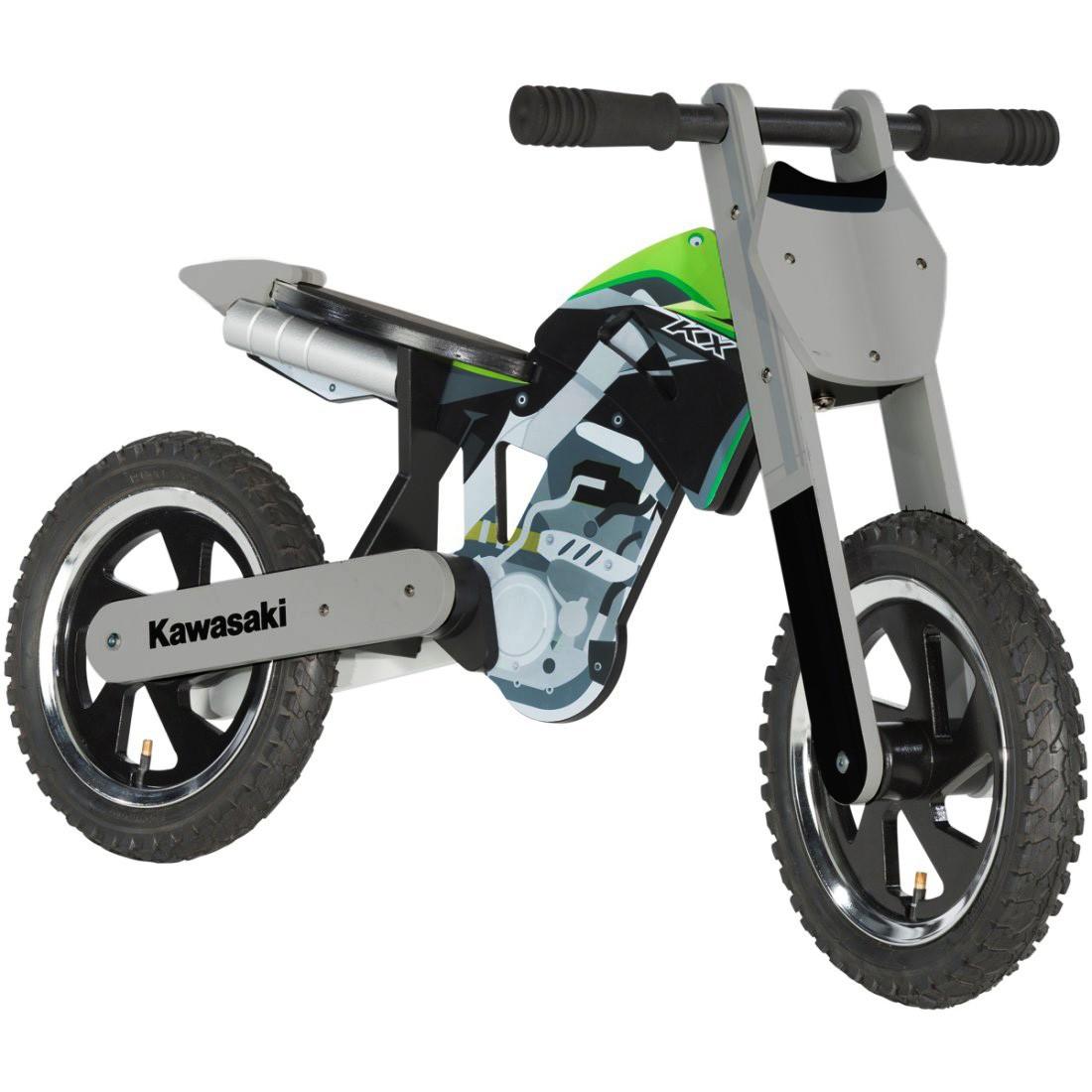 Moto Infantil Kiddimoto Kawasaki Kx450 Motocard