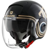 SHARK Nano 72 Black / Gold / Glitter