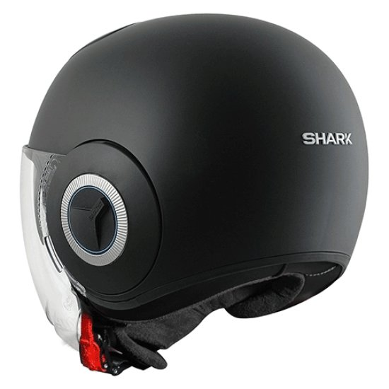 SHARK Nano Blank N. MAT Helmet