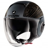 SHARK Nano Siji Mat Silver / Chocolat / Ecru