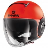 SHARK Nano Street Neon Mat Orange / Black / Black