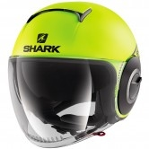 SHARK Nano Street Neon Mat Yellow / Black / Black