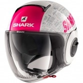 SHARK Nano Tribute RM White / Violet / Anthracite