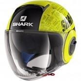 SHARK Nano Tribute RM Yellow / Black / Anthracite
