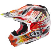 ARAI MX-V Scratch