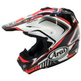 ARAI MX-V Speedy Red
