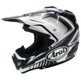 ARAI MX-V Speedy White