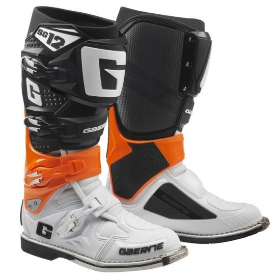 Stiefel GAERNE SG12 Orange / Black / White