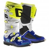 GAERNE SG12 White / Blue / Yellow Fluo
