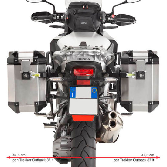 Kit de fixation GIVI PLR1110CAM
