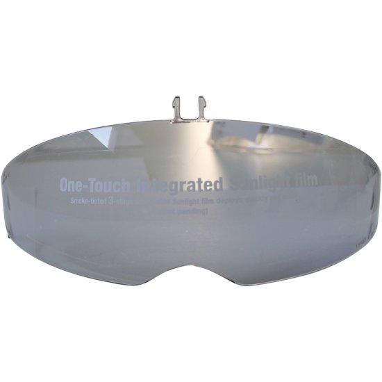 Accesorio casco HJC HJV7 Sun Visor Smoke