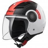 OF562 Airflow Condor White / Black / Red