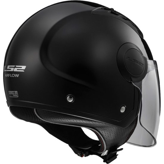 Casco LS2 OF562 Airflow L Black