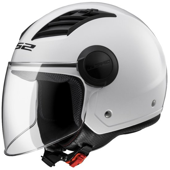 Casco LS2 OF562 Airflow L White