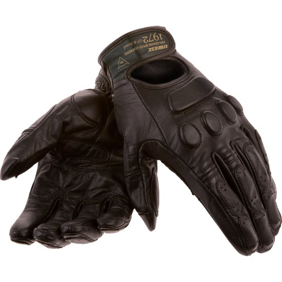 Guanto DAINESE Blackjack Marron