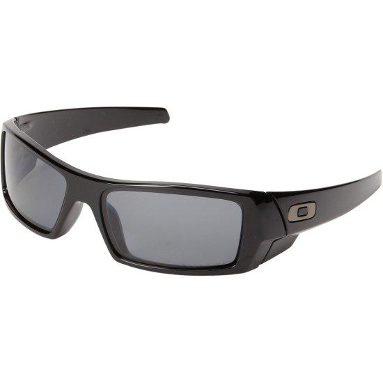 237c1f350b OAKLEY Gascan Polished Black   Grey Polarized Mask   Goggle · Motocard