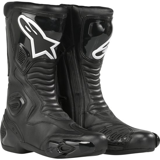 ALPINESTARS S-MX 5 SE Black Boots