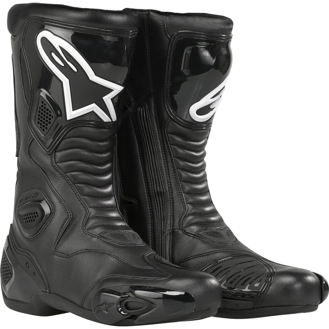 Bottes ALPINESTARS S,MX 5 Black