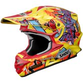 SHOEI VFX-W Barcia TC-3