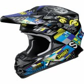 SHOEI VFX-W Krack TC-11