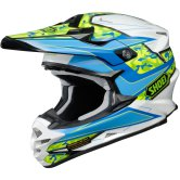 SHOEI VFX-W Turmoil TC-2