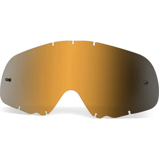 Recambio OAKLEY Crowbar MX Black Iridium