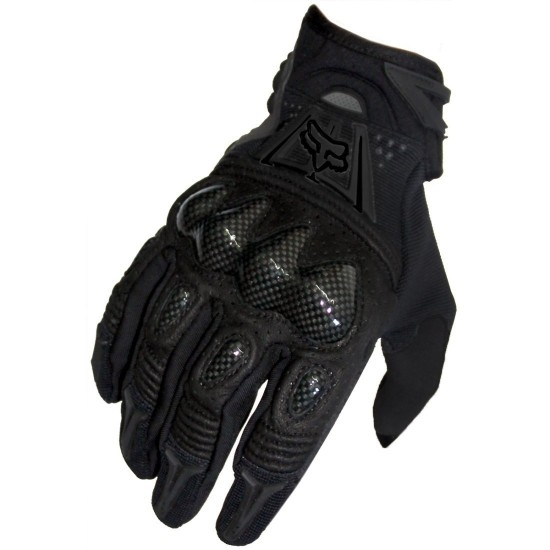 Gants FOX Bomber 2019 Black / Black