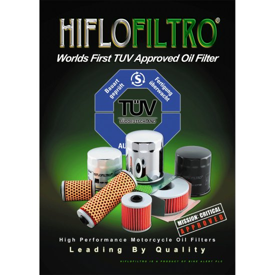Filter HIFLOFILTRO HF-138