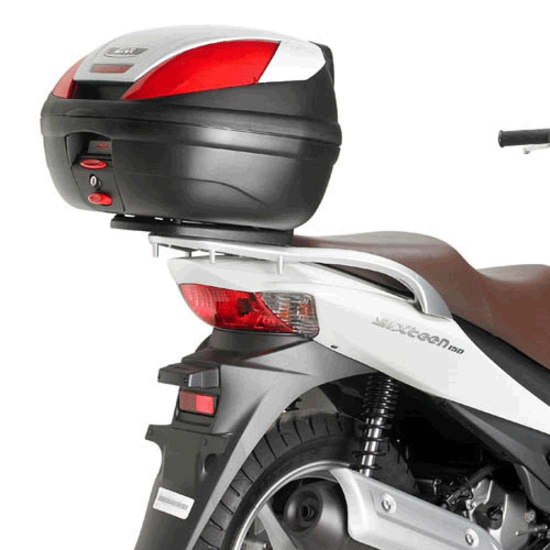 Kit de fixation GIVI 1121FZ UNICA Ss7ZvD