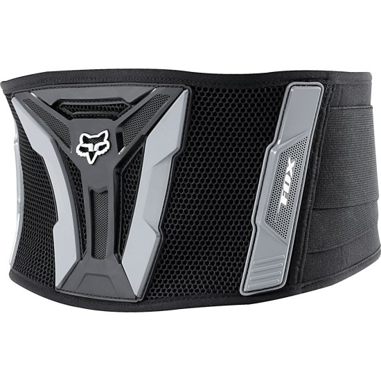 Proteccion FOX Turbo Black / Grey