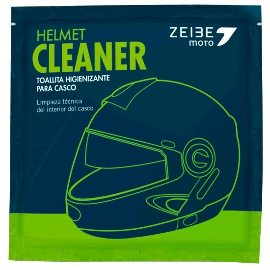 Pulizia ZEIBE HELMET CLEANER (8 UNITS)