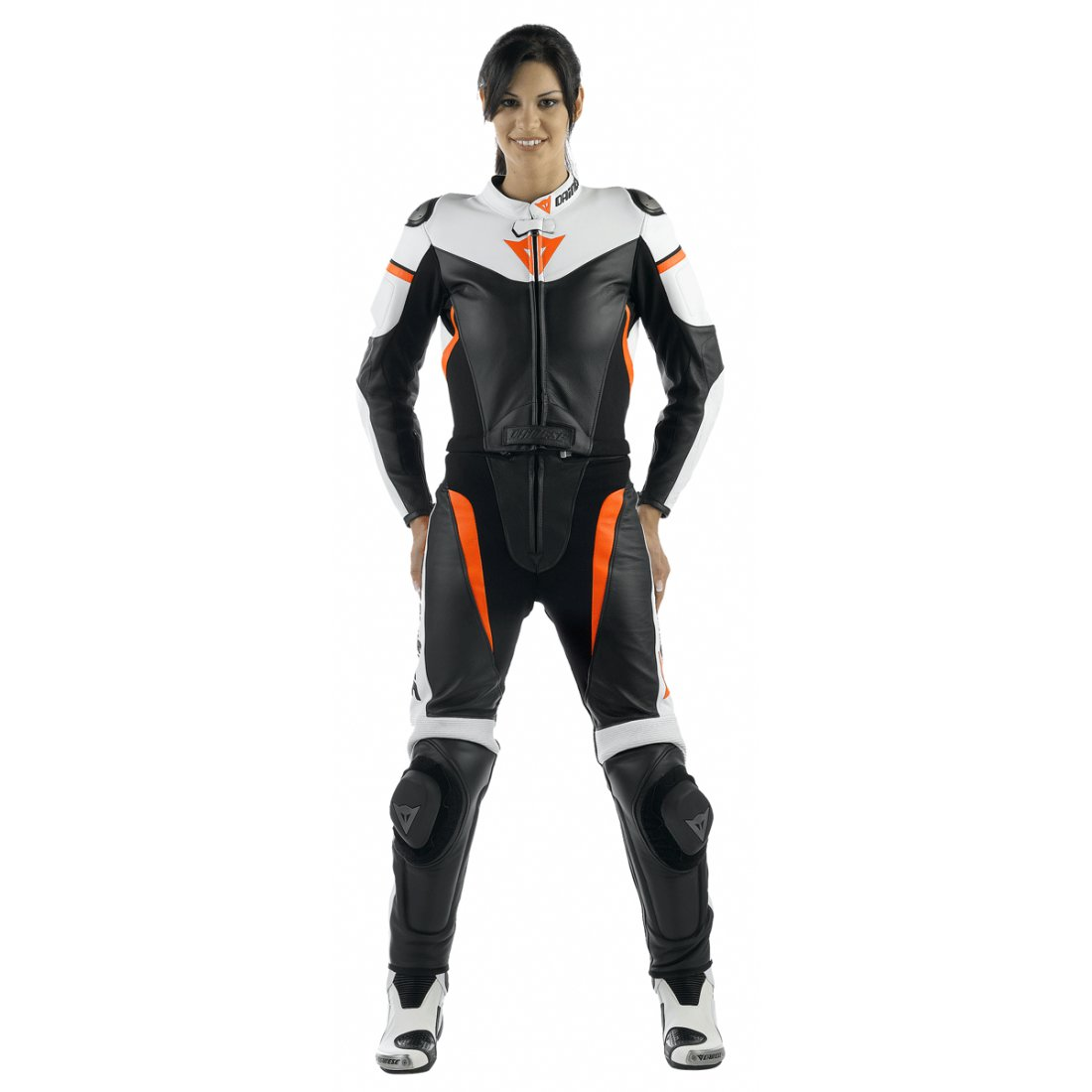 combinaison dainese avro lady r bl motocard. Black Bedroom Furniture Sets. Home Design Ideas