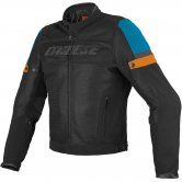 DAINESE Air-Frame Tex Black / Blue / Orange