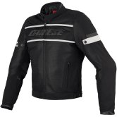 DAINESE Air-Frame Tex Black / White