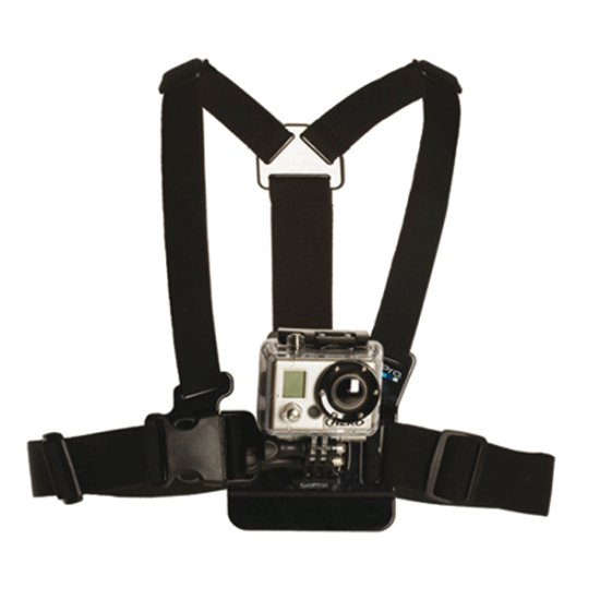 GOPRO CHEST MOUNT HARNESS Electronics