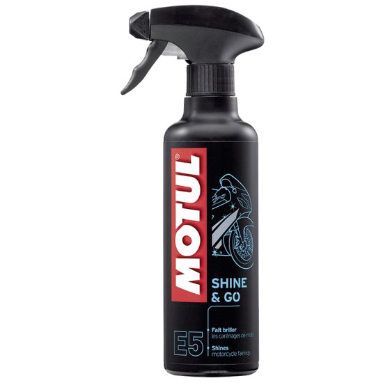 Huiles et sprays MOTUL SHINE AND GO