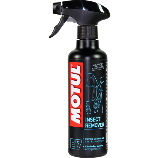 Huiles et sprays MOTUL INSECT REMOVER