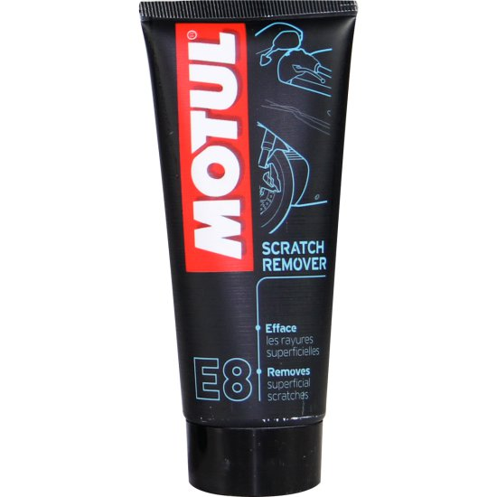Aceite y Spray MOTUL SCRATCH REMOVER