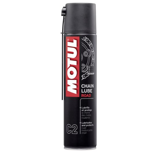 Aceite y Spray MOTUL CHAIN LUBE ROAD
