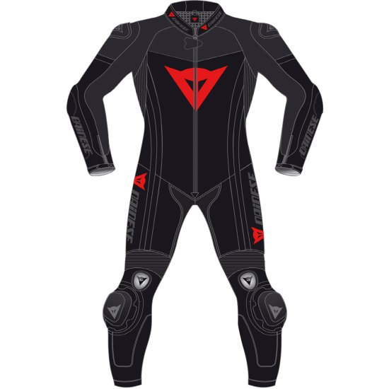 DAINESE D-Air Professional 2014 Black Suit